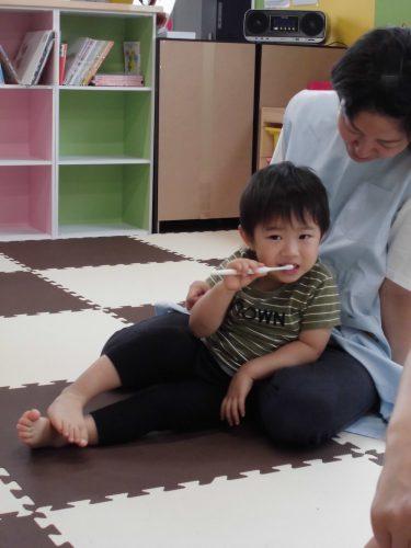 歯科衛生士による指導
