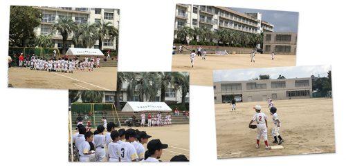 ちびっこ野球大会&練習試合